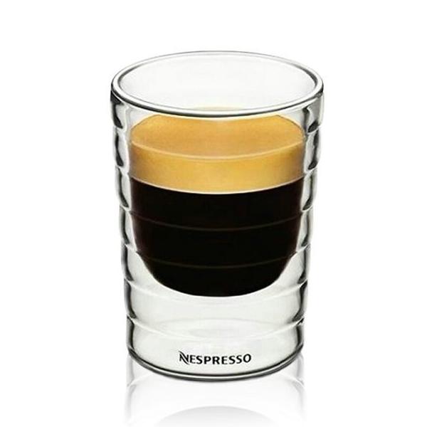 Caneca hand blown double wall whey protein canecas Nespresso coffee mug espresso coffee cup thermal glass 80ml(China (Mainland))