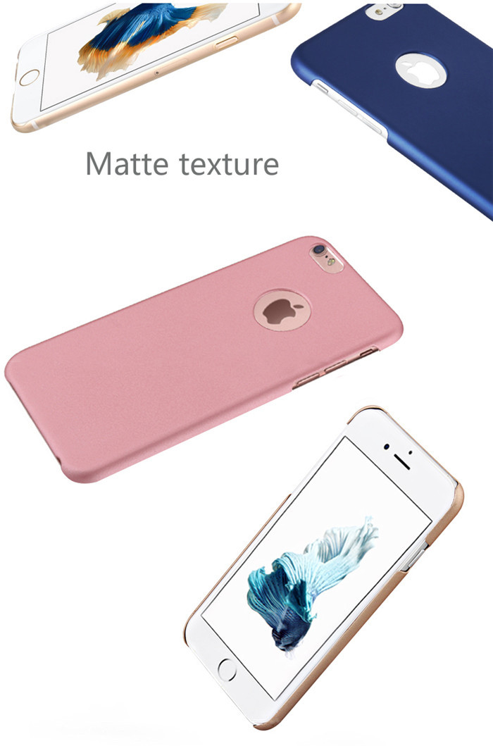 Frosted Matte Case Openwork Phone Cover Back Protector Protective Shell for iPhone 6 6S Plus 4.7 5.5 inch for iphone6
