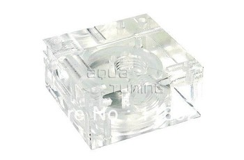 Water pump block Alphacool DC - LT Plexi top is applicable to DC - LT