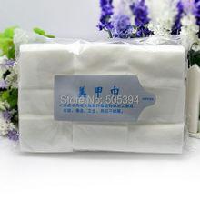 900pcs/lot nagel-werkzeuge nagellackentferner tücher nail art nagel maniküre nagel sauber wischt baumwollfluse pads papier(China (Mainland))