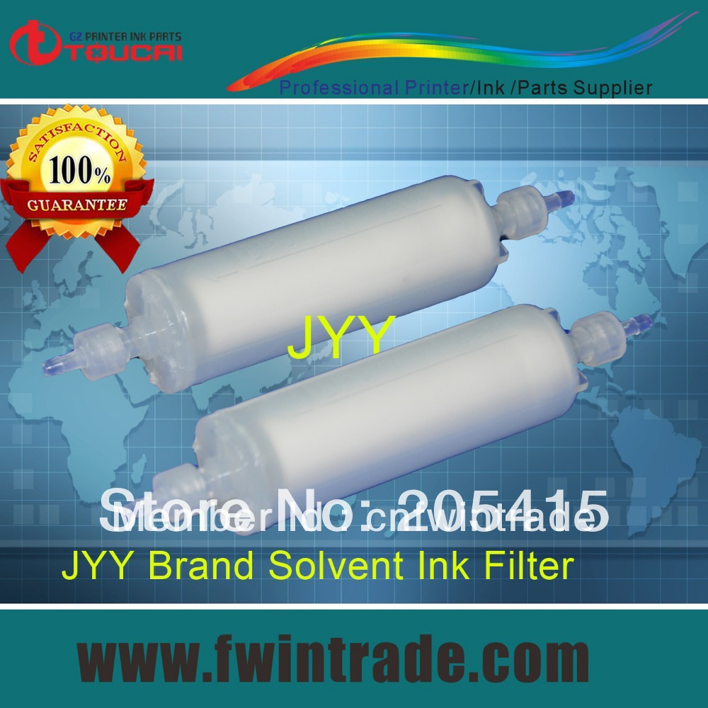 Discount Buy 2lots get 2pcs free!!! Printing Machine consumable Parts Ink Filter For Solvent Printer(China (Mainland))