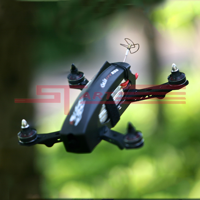 Kylin 250 RC Drone With camera Toys carbon fiber frame kit AT9 Remote Controller dron for FPV Quadcopter QAV 250 Free Shipping