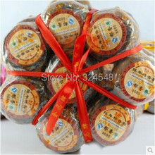 9pcs Orange Puerh Tea,2005 year Old Tree Puer,with Orange Fragrance,Good gift, PT58, Free Shipping