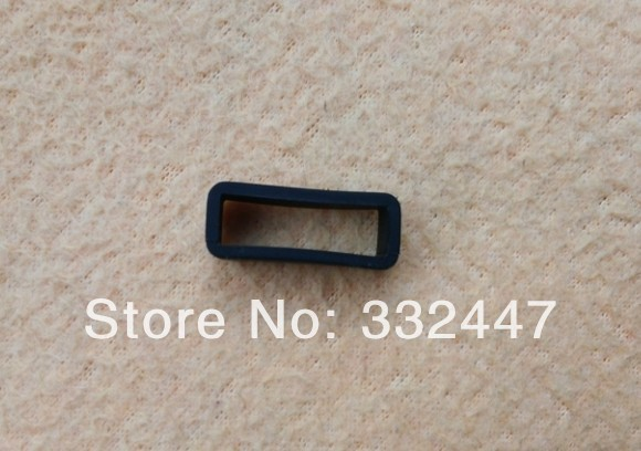 28mm Black Silicone Rubber Watch Band Loop Strap Small Holder Locker Keeper loops Black PVC material silicone watch clasp<br><br>Aliexpress