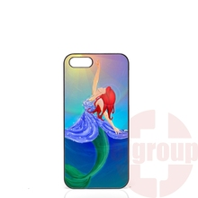 cute cartoon mermaid Mobile Case BlackBerry 8520 9700 9900 Z10 Q10 Moto X1 X2 G1 G2 E1 Razr D1 D3 - My-Div-Phone-Cases 2016 store