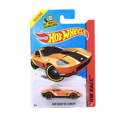 Free Shipping 1:64 Hot Wheels FORD SHELBY GR-1 CONCEPT Alloy Collectible Model Toy Car For kids C4982(China (Mainland))
