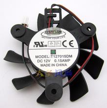 Original graphics card fan PLA07015D12HH-1 NF24066C1HR-R T127015DM