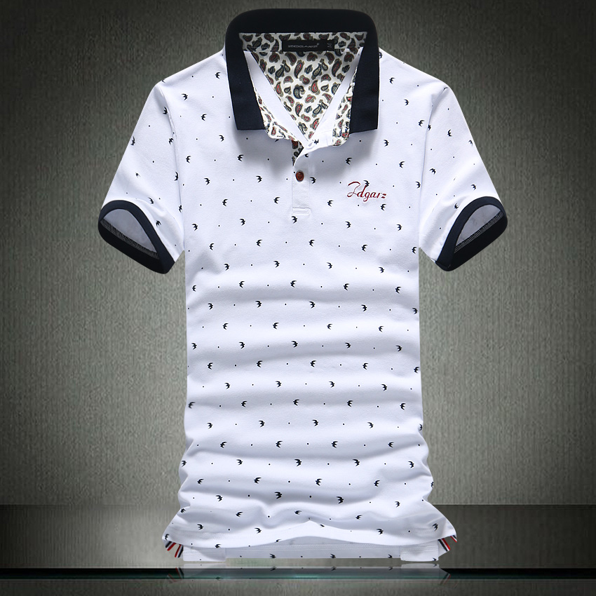 2016 Fashion summer mens polo shirt brands polo men solid polo shirts casual cotton Short sleeve polo men High quality(China (Mainland))