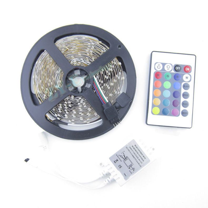 What is the difference between 3528 LEDs and 5050