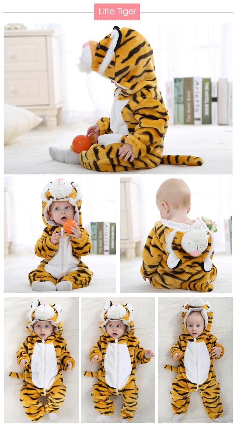 litte tiger