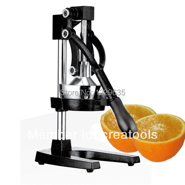 Hand press juicer manual juice machine orange juice machine juice press device in juicers from - Machine a presser orange ...