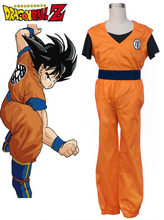 Free Shipping Dragon BallZ Kakarot Son Goku Kaio Practice Unifrom Anime Cosplay Costume