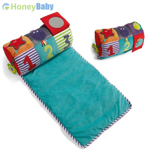 детские игры одеяло бабай игрушка ребенка подушку и детские подарок ребенка сканирование одеяло( складывающиеся