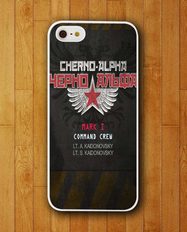 Customized Phone Case Cherno Alpha Command For Pacific Rim Case for Apple iPhone 4 4s 5 5s 5c 6 6s plus Mobile Cover 2015(China (Mainland))