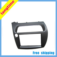 Free shipping-Car refitting DVD frame,DVD panel,Dash Kit,Fascia,Radio Frame,Audio frame for 2005-08 HONDA CIVIC,2DIN(L-type)