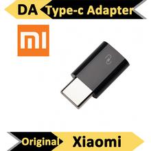 Original Xiaomi Micro USB to Type-C Type C Adapter Sync Charge TypeC Connector for Xiaomi 4C Nexus 5x 6p Zuk Z1 New Macbook