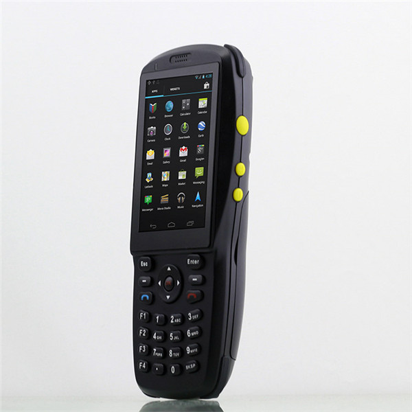 Android Handheld PDA data collector terminal with NFC and 3G,WIFI,barcode scanner,GPS(China (Mainland))