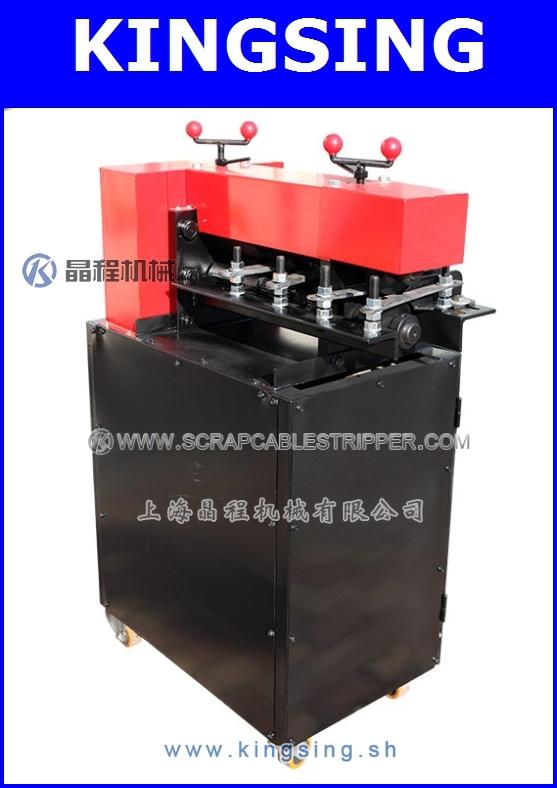 heavy duty wire stripping machine