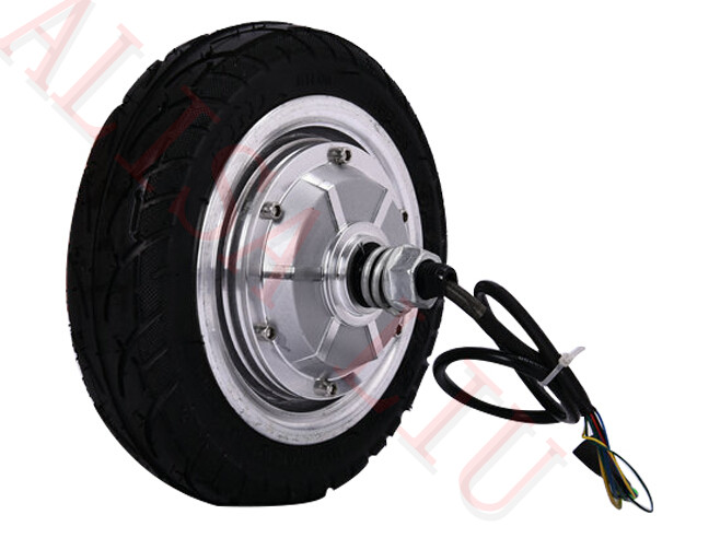 """8"""" 350W 24V electric brushless non-gear hub motor , electric scooter brushless hub motor ,electric motor for scooter(China (Mainland))"""