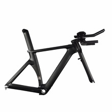 ORGE Time trial carbon bicycle frame 100% Matte full toray carbon 700c TT bike frame(China (Mainland))