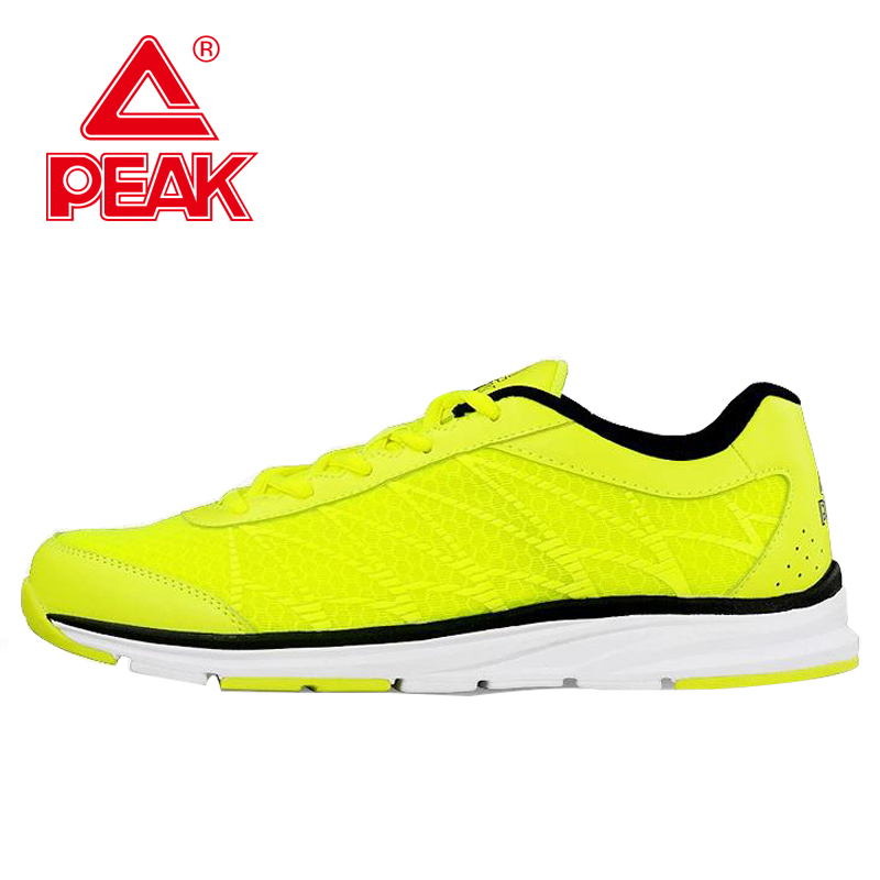 PEAK Outdoor New comfortable breathable men athletic shoes Super Light running shoes super cool sport shoes sneakers(China (Mainland))