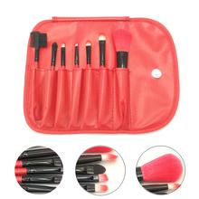 Brand New Makeup Brushes Set Professional Cosmetic Tool Kit 5 Colors Powder Foundation Eyeshadow Zoeva Blending Brush(China (Mainland))