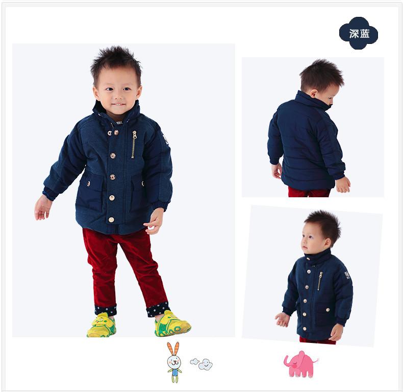 Скидки на Мальчик пальто и куртки зима верхняя одежда 2015 марка теплые детские зимние пальто дети куртка дети верхняя одежда пальто детская одежда