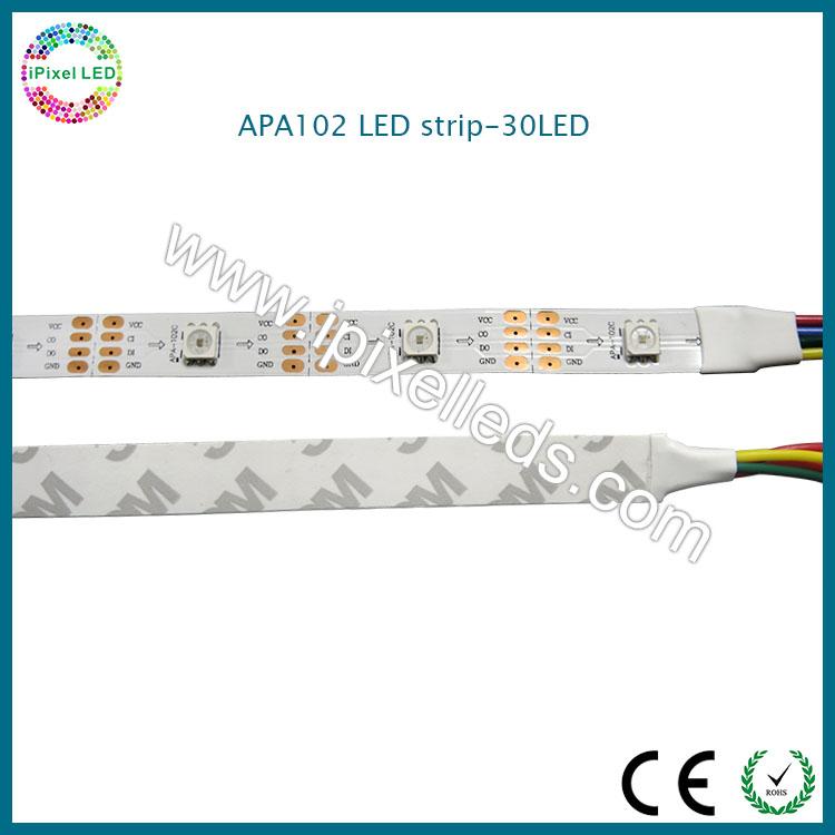 outdoor led strip light SMD5050 flexible waterproof arduino addressable rgb led strip(China (Mainland))