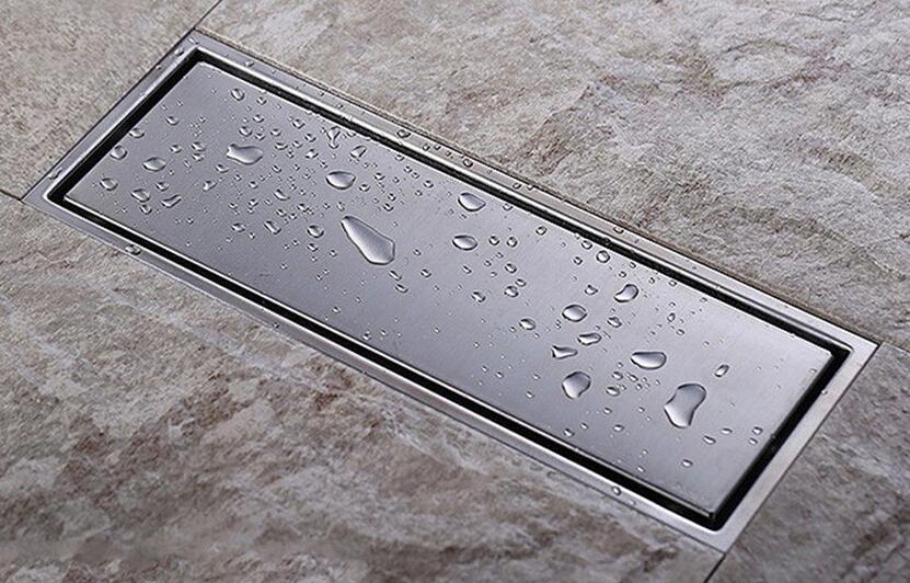 Beton Badkamermeubel ~   geur afvoerputje badkamer onzichtbare douche afvoerputje DR053(China