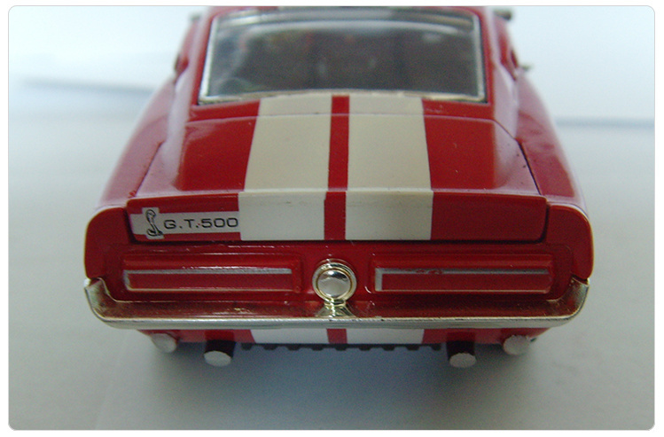 Ford Mustang gt Eski Model Ford Mustang Shelby Gt-500