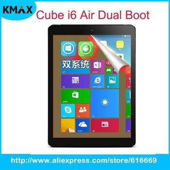Оригинальный куб i6 воздуха двойной загрузки 3 г телефонный звонок планшет Windows 8.1 + Android4.4 Intel Z3735F четырехъядерных процессоров 9.7 '' IPS 2048 * 1536 8000mA