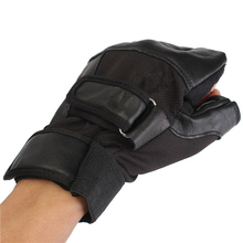 Best Sales Men Weight Lifting Gym Exercise Training Sport Fitness Sports Leather Gloves New