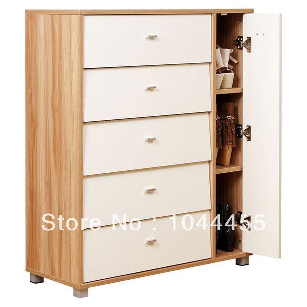 2014 nouvelle tag re chaussures en bois meubles de salon armoire de rangem - Armoire de salon en bois ...