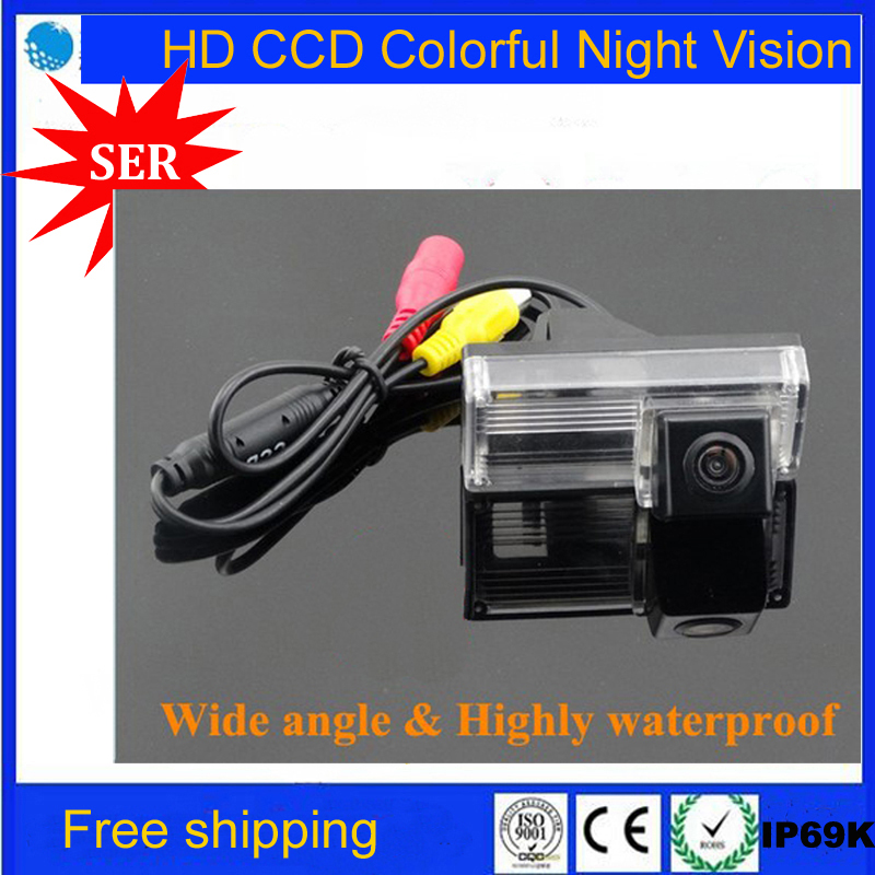 CCD Chip HD night vision for TOYOTA LAND CRUISER 200 LC200 REIZ 09Car Rear View camera Backup Camera rear monitor paking system(China (Mainland))