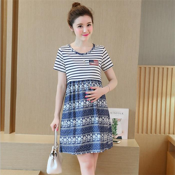 Innovative  Dress Code Great Chiffon Pregnant Women In Dresses From Kids