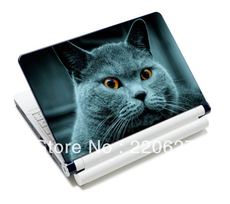 2013 New Animal Laptop Decal Cover Sticker Skin For 11'' - 15.6'' Inch Sony HP Dell Asus Acer Thinkpad IBM Notebook Netbook PC(China (Mainland))
