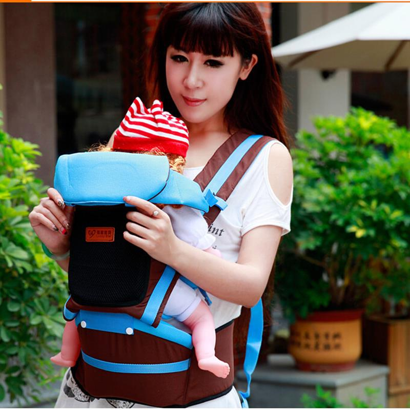 Baby Carrier/Top Quality Baby Backpack Multifuntion 100% Cotton Baby Sling Wrap Chicco Shoulder Front Carriers/Baby Suspenders