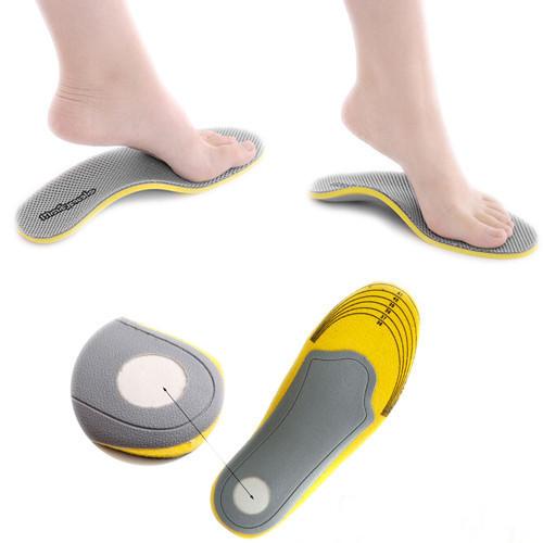 Перевозка груза падения 1 Пара 3D Премиум Удобная Ортопедическая Обувь Стельки Вставки ...