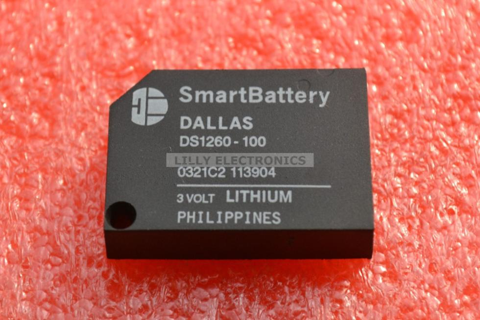 DS1260-100 Package:DIP-16,Smart Battery IC NEW(China (Mainland))