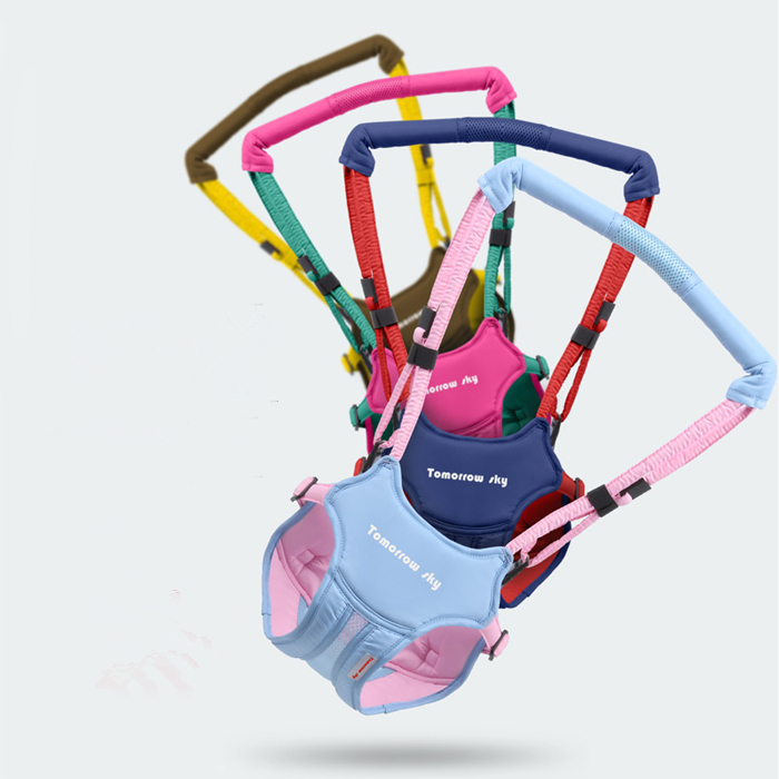 New Brand Baby Safe Harness Backpack Walking Learning Assistant Belt Kids Toddler Adjustable Safety Strap Baby Harness(China (Mainland))