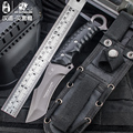 HX OUTDOORS brand army Survival knife outdoor hunting tools high hardness straight knives for self defense