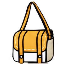 Wholesale Nylon 3D Cartoons Bag High Quality Camera Bag Women Shoulder Handbag 50PCS lot