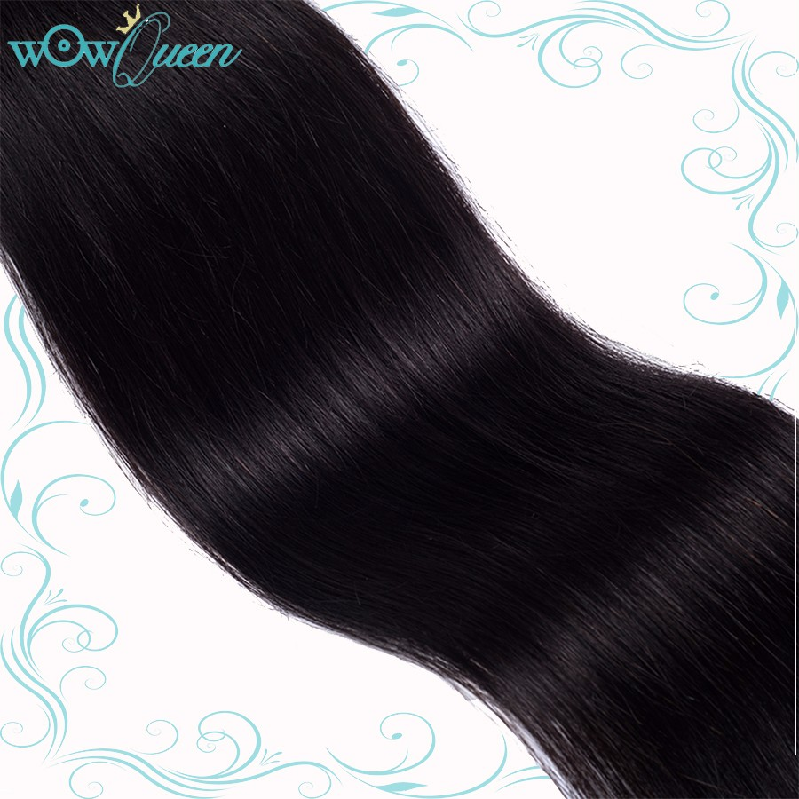 Straight Mink Brazilian Virgin Hair 3 Bundles Brazilian Straight Hair 100% Human Hair Ms Lula Brazilian Virgin Hair Straight