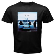 Buy Jzecco 2017 Fashion New U2 Cruel Rock Music Band Logo Mens Black T-Shirt Size S 2XL Casual Short Sleeve Shirt Tee for $11.59 in AliExpress store