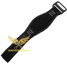 20mm Watch Straps High Quality Durable Hook Loop Watch Band Bracelet with  Black Buckle Diver Waterproof  Free shipping
