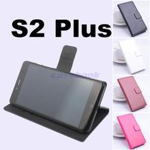 100 pcs/lot W2 For Elephone S2 Plus Case,Ultra Slim Sthand Leather Flip Case For Elephone S2 Plus Wholesale!!!