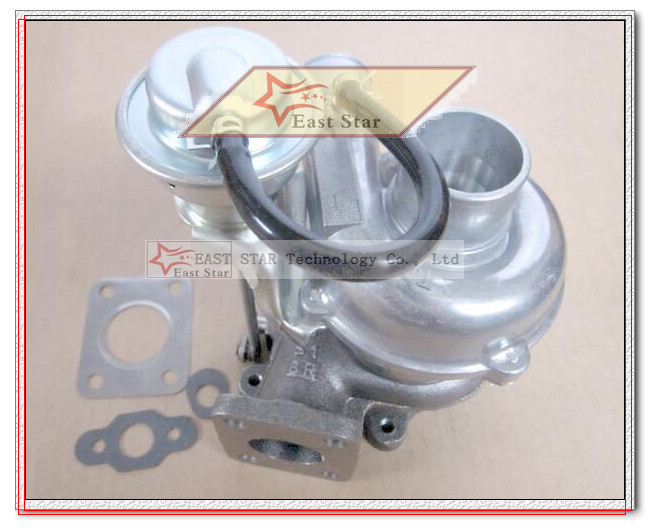 TURBO RHF3 CK40 VA410164 1G491-17011 1G491-17012 1G491-17010 Turbocharger For Kubota Tractor Excavator PC56-7 4D87 V2403-M-T-Z3B (7)