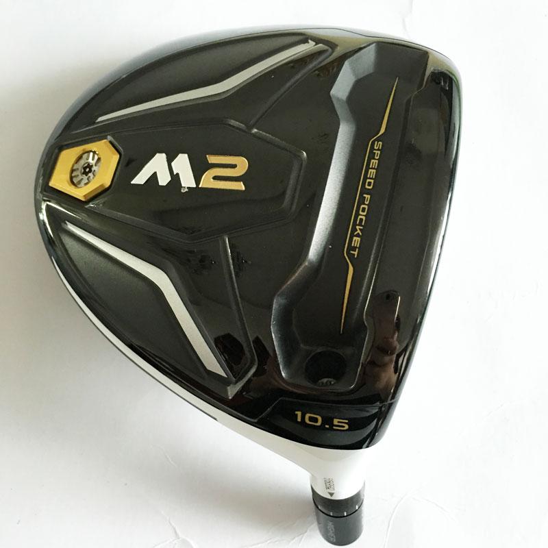 New Golf Clubs head M2 Golf driver head Black Drivers clubs Head 9.5 or 10.5 loft (No Shaft) Free Shipping(China (Mainland))