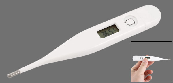 White Plastic LCD Display Compact Digital Thermometer 32-42 Celsius Degree Health Care  White Plastic LCD Display Compact Digital Thermometer 32-42 Celsius Degree Health Care  White Plastic LCD Display Compact Digital Thermometer 32-42 Celsius Degree Health Care  White Plastic LCD Display Compact Digital Thermometer 32-42 Celsius Degree Health Care