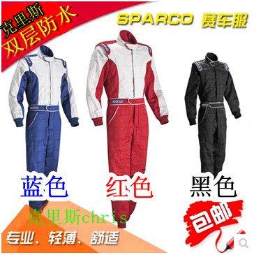1set 2015 new arrivel Sparco car racing suit men and women club drift Auto Racing Jackets automotive beauty work clothes(China (Mainland))